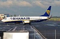 EI-FIN - B738 - Ryanair