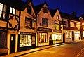 Rye at night, Standard Inn, The Mint - geograph.org.uk - 1740364.jpg