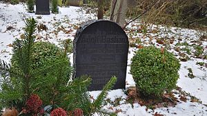 Adolf Bastian - Bastian's gravestone in Berlin