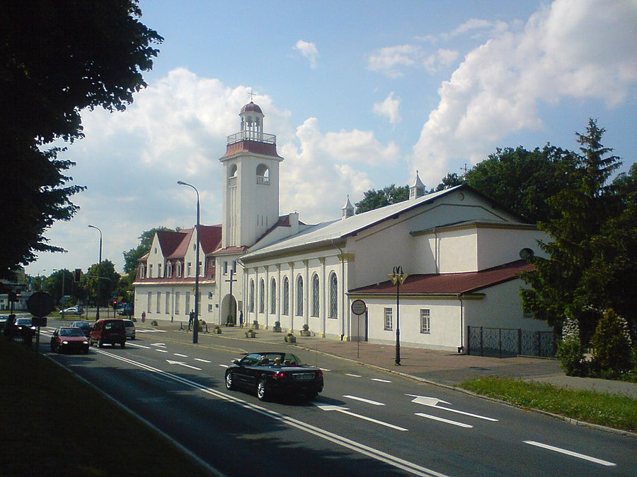 Church of the Holy Virgin Mary The Queen of Poland, Słubice