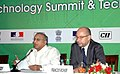 S. Jaipal Reddy addressing at the inauguration of India-France Technology Summit & Technology Platform, jointly organized by Department of Science and Technology, CII and French Embassy.jpg