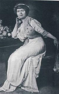 Behice Hanım Wife of Ottoman Sultan