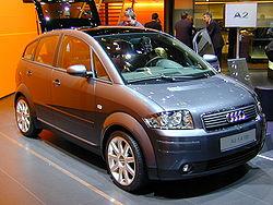 Audi A Simple English Wikipedia The Free Encyclopedia - Audi a2