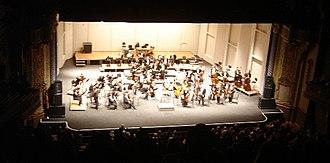San Antonio Symphony - The San Antonio Symphony, Sep 2007