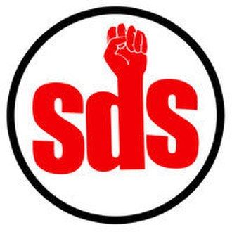 Students for a Democratic Society (2006 organization) - Image: SDS Logo