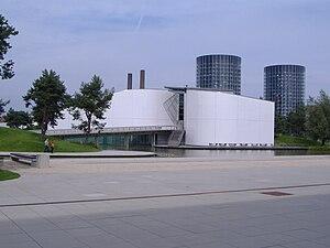 SEAT - SEAT's Pavilion at Autostadt, Wolfsburg.