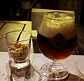 SPECIAL PALM BELGIAN BEER AT THE ANTWERPEN RESTAURANT KIEV UKRAINE SEP 2013 (9916385564).jpg