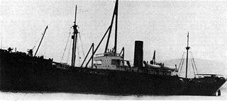 SS <i>Mauna Loa</i> Cargo steam-ship sunk in the bombing of Darwin