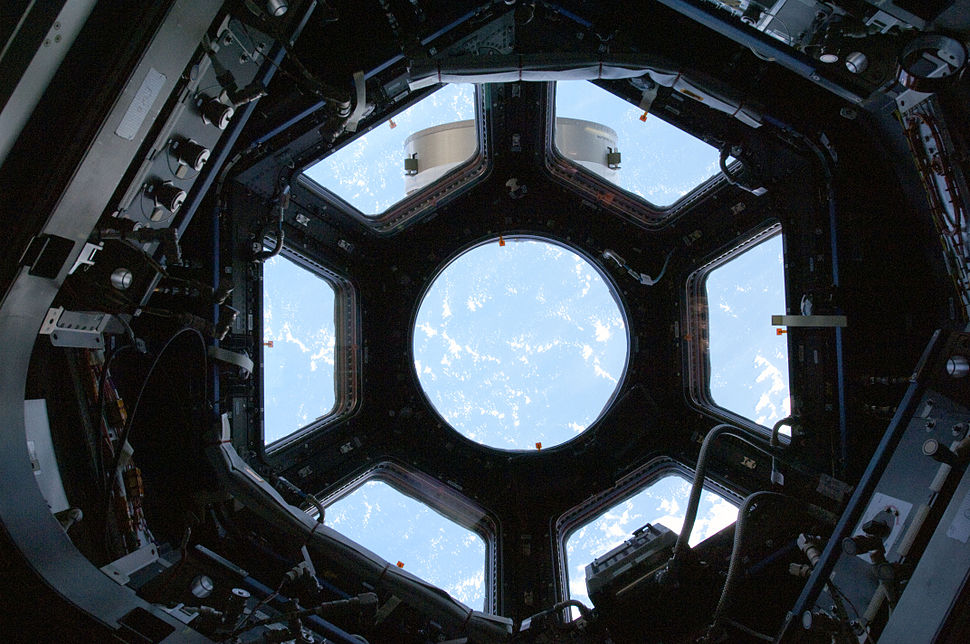 STS130 cupola view1