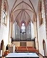 Saarbrücken-Burbach, St. Eligius (Weise-Orgel, Prospekt) (8).jpg