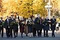 Saeimas priekšsēdētāja piedalās restaurētā Brīvības pieminekļa atklāšanā (37740940676).jpg