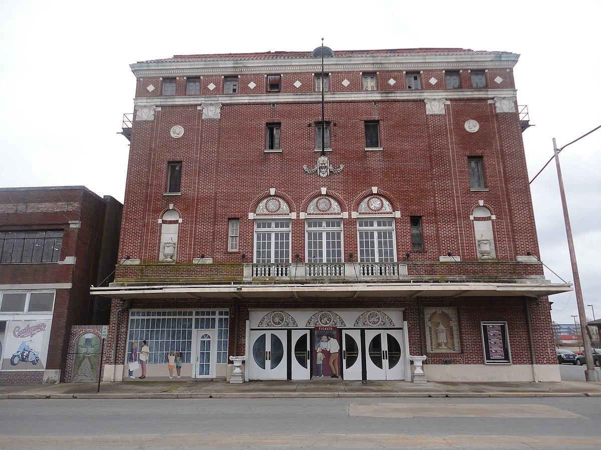 Saenger Theatre Pine Bluff Arkansas Wikipedia