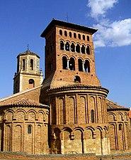 Sahagun - Iglesia de San Tirso 06