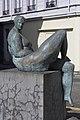 Saint-Étienne-Statue de la Place Chapelon-20110405.jpg