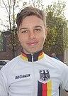 Saint-Amand-les-Eaux - Paris-Roubaix juniors, 14 avril 2019, départ (A117).JPG