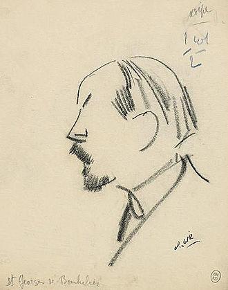 Saint-Georges de Bouhélier - Saint-Georges de Bouhélier by Charles Gir (1919)