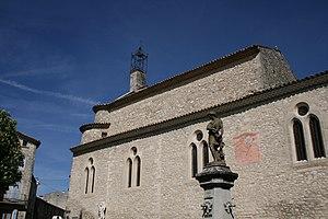 Saint-Michel-l'Observatoire - Church of Saint-Pierre