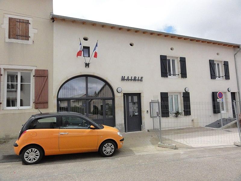 Saint-Remimont (M-et-M) mairie