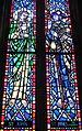 Saint Anthony of Padua Catholic Church (Dayton, Ohio) - stained glass, Sts. James & John.JPG