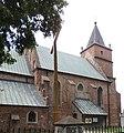 Saint Florian church in Domaniew.JPG
