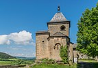 Saint John the Baptist Church in La Roque-Valzergues 03.jpg