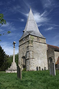 Saint Mary's Church, Sundridge, Kent - geograph.org.uk - 778256.jpg