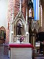 Saint Mary's Maternity Church in Trzebiatów 2014 bk12.jpg