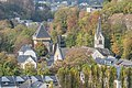 Saint Matthew church and Porte des Bons-Malades Luxembourg 02.jpg
