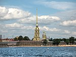 Saint Petersburg Peter and Paul Fortress IMG 5869 1280.jpg