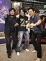 Saint Seya - Stand Bandai - Japan Expo 2011 - P1210013.jpg