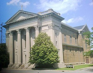 Roman Catholic Archdiocese of Indianapolis - Cathedral of Saints Peter and Paul
