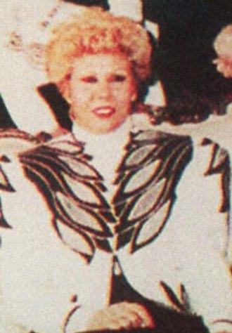 Sajida Talfah - Sajida Talfah, mid-late 1980s