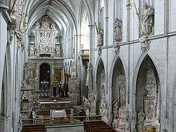Salemer Münster Hauptschiff und Chor 2