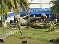 Salt Lake Stadium, Vivekananda Yuba Bharati Krirangan (VYBK)- Kolkata - IRCTC 2017 (36).jpg