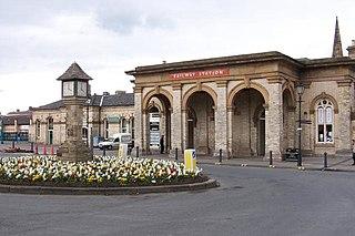 Saltburn railway station