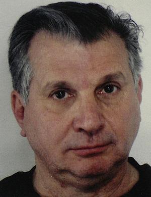 Salvatore Vitale - Vitale's FBI mugshot