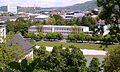 Salzburg, Blick über Neustadt nach Schallmoos.jpg