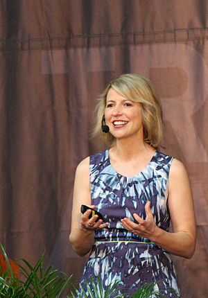 Samantha Brown - Brown speaking in San Diego in March 2014