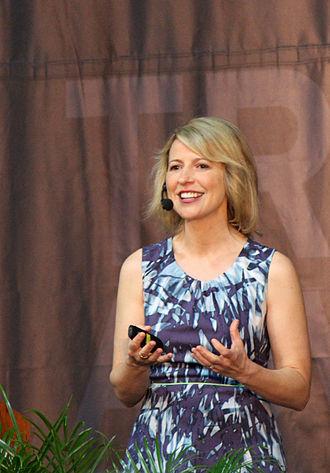 Samantha Brown - Brown speaking in San Diego in March 2014