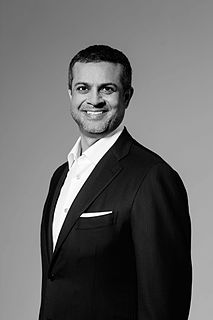 Samir Arora American businessman
