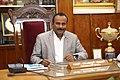 Sampath Raj office.jpg