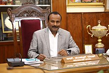 Mayor Sampath Raj