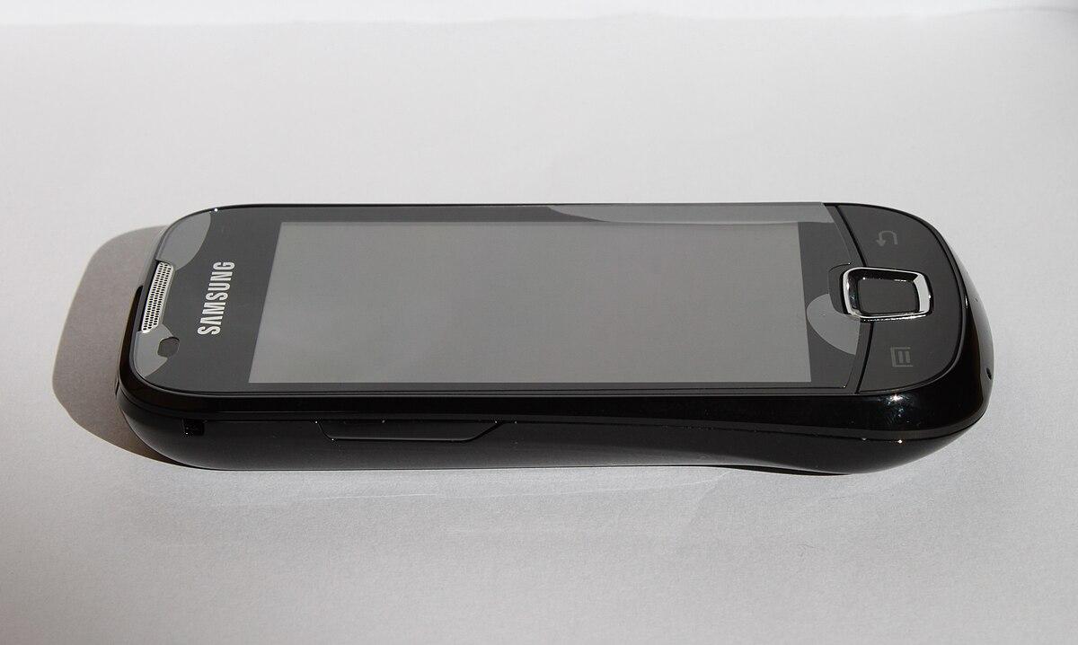 Samsung Galaxy 580 — Википедия
