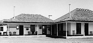 San Bernardino Ranch - Main ranch house, 1985