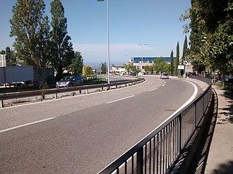 San Marino Highway - San Marino Highway