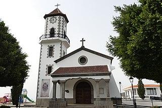 Iglesia de San Pío X (Todoque)