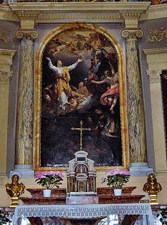 Bernardino Nocchi Italian painter