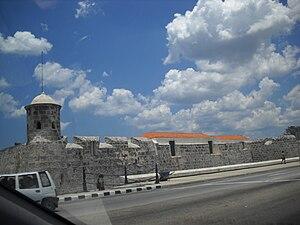 Castillo San Salvador de la Punta - Fortress of San Salvador de la Punta