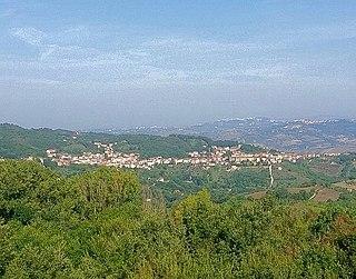 San Sossio Baronia Comune in Campania, Italy