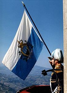 Bandiera Di San Marino Wikipedia